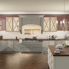 Farmhouse Kitchen by Benjamin Moore