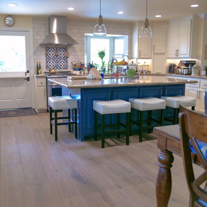 McCrary Ranch Floor Renovation