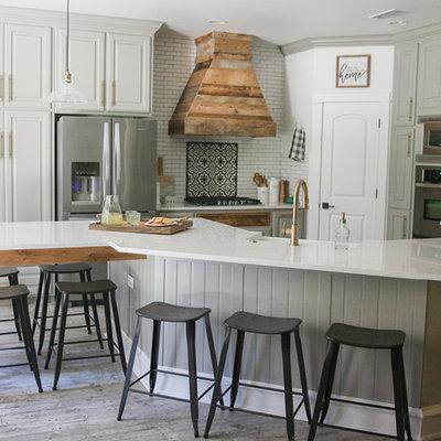 Farmhouse Kitchen by Cambria