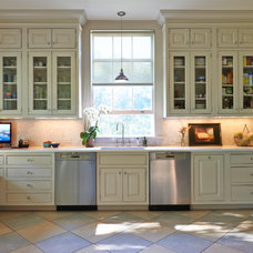 Farmhouse Kitchen by Connor Homes