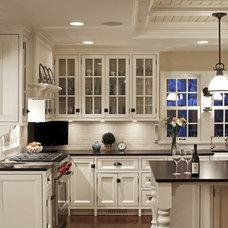 Traditional Kitchen by Cramer Kreski Designs