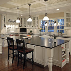 Farmhouse Kitchen by Cramer Kreski Designs