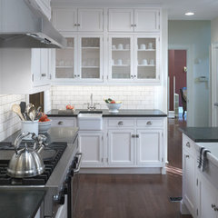 kitchen cabinets by Custom Woodworking