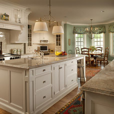 Traditional  by Custom Woodworking