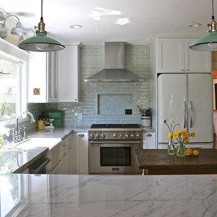Kitchen - cottage kitchen idea in San Francisco