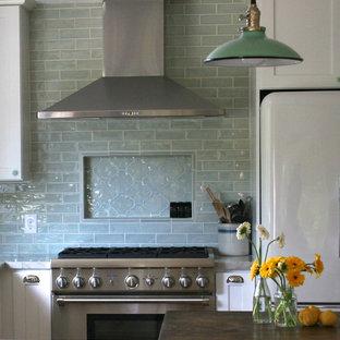 Cottage kitchen photo in San Francisco