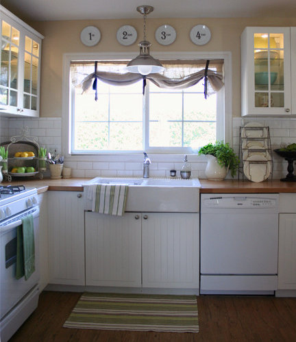 Burlap Window Coverings Ideas, Pictures, Remodel And Decor