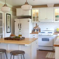 Traditional Kitchen by Jennifer Grey Interiors