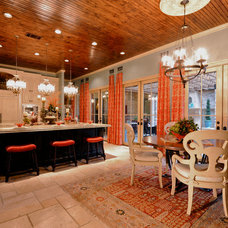 Traditional Kitchen by Lawanna Wood Designs