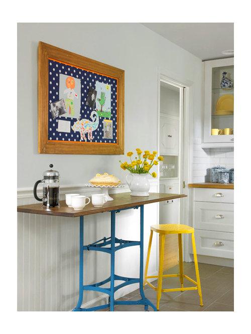 kleine landhausstil k chen ideen design bilder houzz. Black Bedroom Furniture Sets. Home Design Ideas