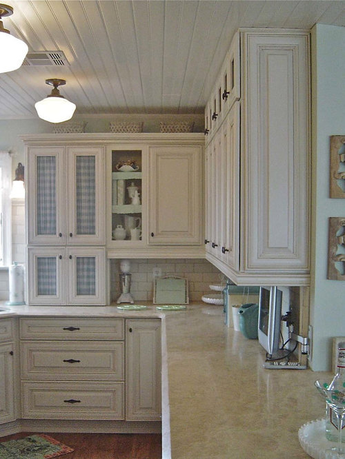 Diamond Toasted Almond Cabinets Houzz