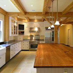 contemporary kitchen by Perkins Smith Design Build