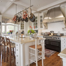 Traditional Kitchen by Remick Associates Architects + Master Builders