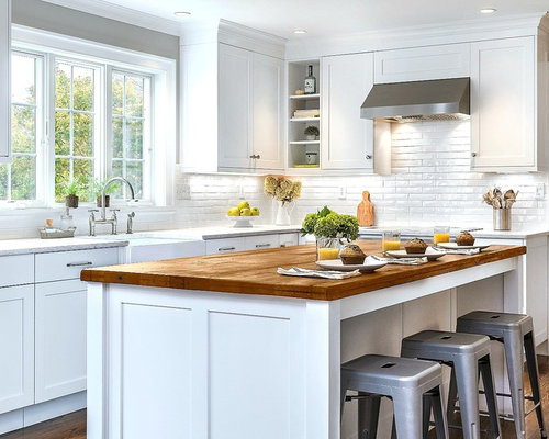 Bridgeport Kitchen Design Ideas Remodel Pictures Houzz