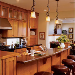 traditional kitchen by Ron Brenner Architects