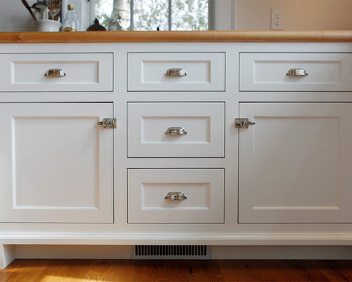 saveemail - White Inset Kitchen Cabinets