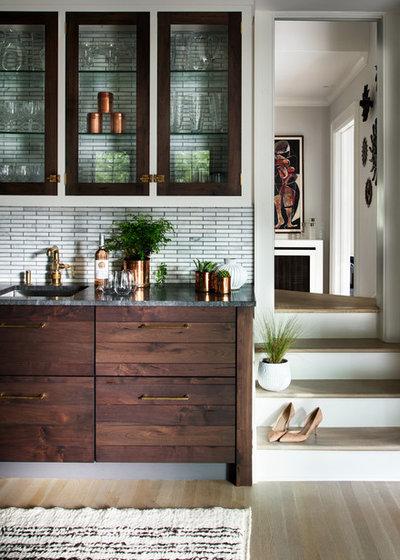 Farmhouse Kitchen by Studio Dearborn
