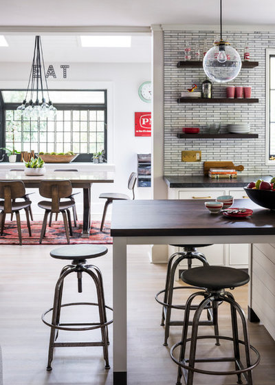 Country Kitchen by Studio Dearborn