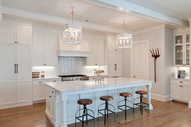 Country Kitchen by Blake Shaw Homes