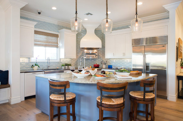 Traditional Kitchen by SoCal Contractor