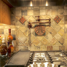 Craftsman Kitchen by Ruhmel Contracting Inc