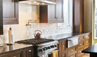 Farmington Hills, MI Craftsman Style Kitchen