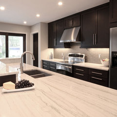 contemporary kitchen by Drawing Dept