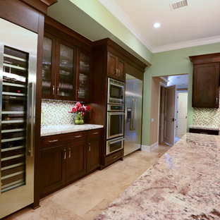 Farnham Park Transitional Kitchen