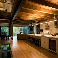 Modern Kitchen by William Dewson Architects