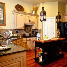 Kitchen by Kbwalls