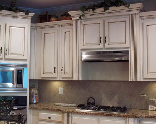 faux painted kitchen cabinets home design ideas pictures faux finished painted and glazed kitchen cabinets