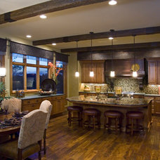 Traditional Kitchen by FauxWoodBeams