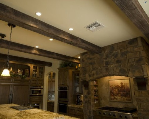 Fake Ceiling Beams ~ Faux ceiling beam houzz