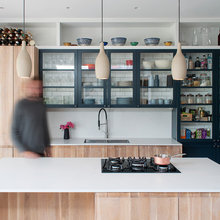 Two-Tone Ideas: One Kitchen With Two Cabinet Finishes