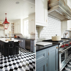 Traditional Kitchen by Bellini Custom Cabinetry Ltd.