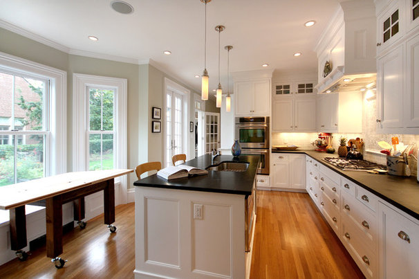 Traditional Kitchen by Eric H. Gjerde AIA