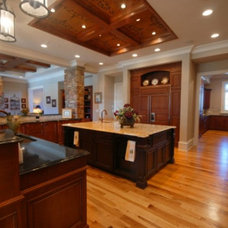 Kitchen Cabinetry by Fein Cabinetry