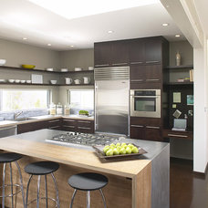 Modern Kitchen by Feldman Architecture, Inc.