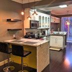 oak creek contemporary kitchen denver by duet
