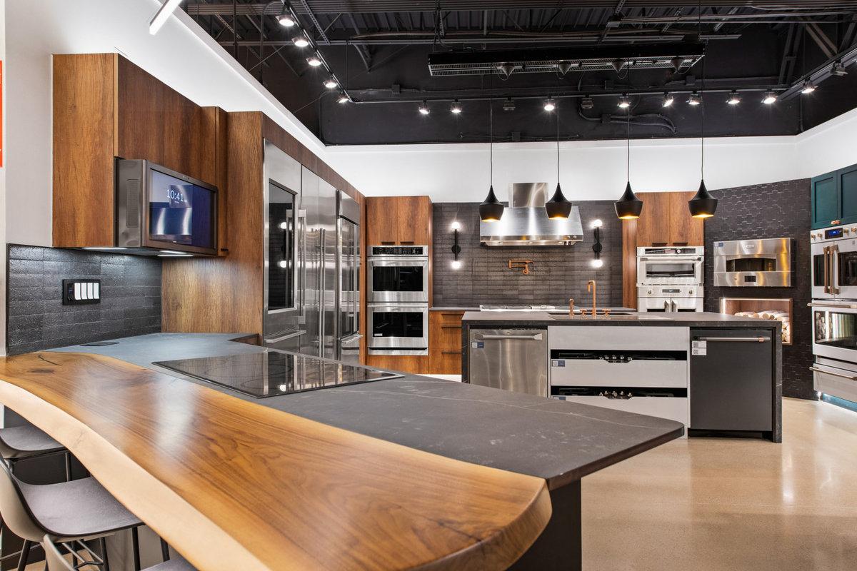 Ferguson Showroom Kitchen Display