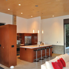 Contemporary Kitchen by Fuse Architects, Inc.