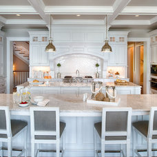 Traditional Kitchen by Studio M Interiors