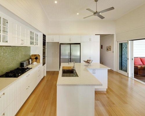 Traditional L Shaped Kitchen Design Ideas Renovations