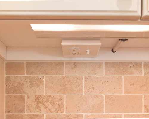 Undercabinet Receptacle Ideas, Pictures, Remodel and Decor