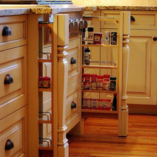 Traditional Kitchen by RCH Construction INC