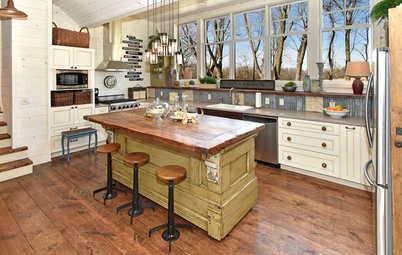 Houzz Tour: Life in a 19th-Century Creamery