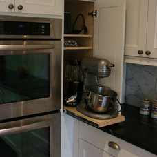 Traditional Kitchen by Madison Custom Cabinets