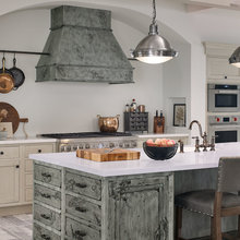Fieldstone Cabinetry Inset Kitchen In
