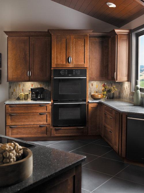 Best Chestnut Kitchen Cabinets Design Ideas & Remodel ...