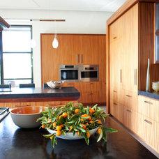 Contemporary Kitchen by De Meza + Architecture